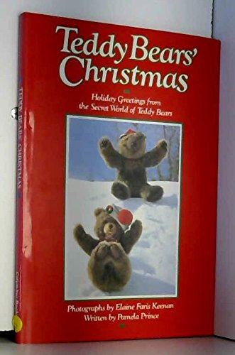 9780862870959: Teddy bears' Christmas: Holiday greetings from the secret world of teddy bears