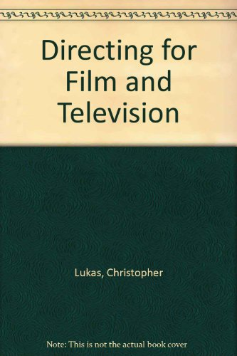 9780862871857: Directing for Film and Television
