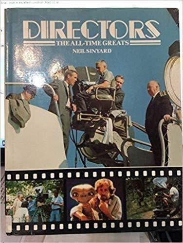 directors. the all-time greats