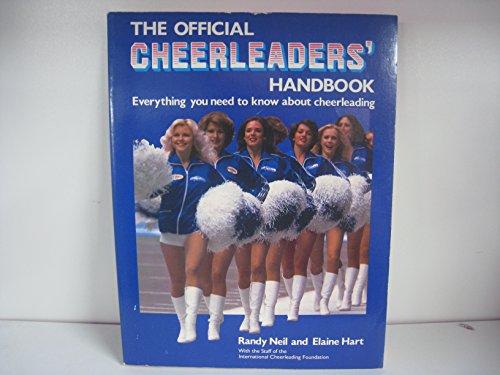 9780862873547: Official Cheerleader's Handbook