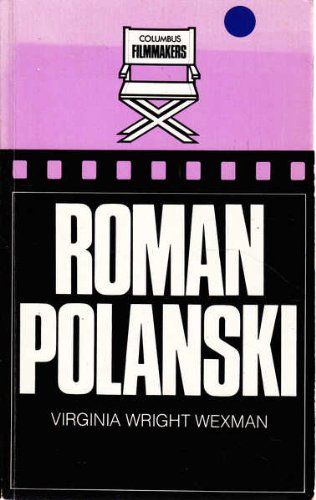 9780862873554: Roman Polanski (Film Makers)