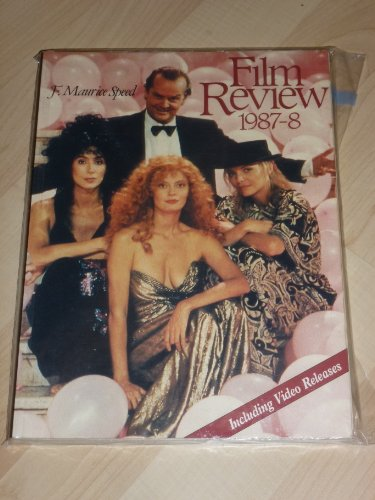 9780862873653: Film Review 1987-88