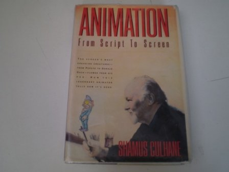 9780862879594: Animation: From Script to Screen