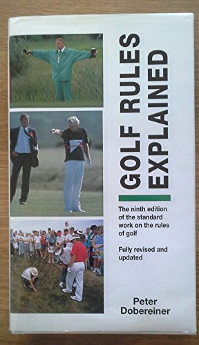 9780862880576: Golf Rules Explained