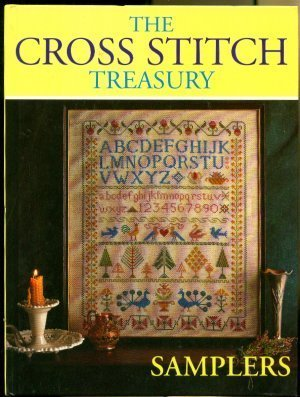 The Cross Stitch Treasury Samplers.