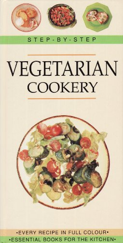 9780862880958: Vegetarian Cookery Step By Step