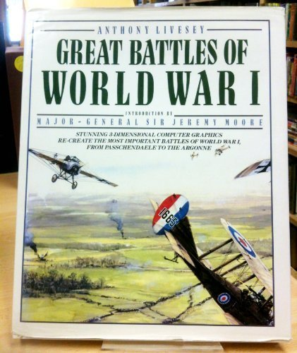 Great Battles of World War One (English and Spanish Edition): Anthony Livesey