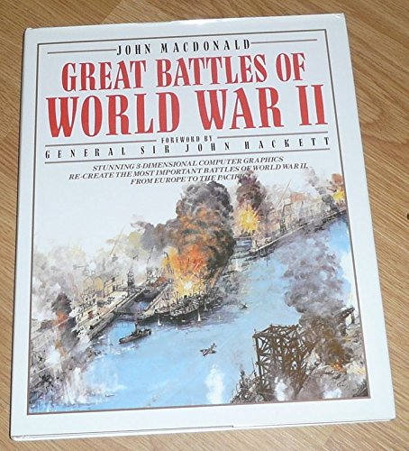 9780862881160: Great Battles of World War Two