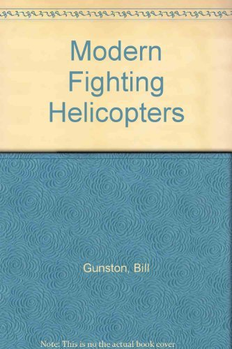 9780862882167: Modern Fighting Helicopters
