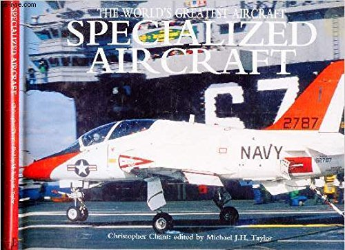 9780862882198: Specialized Aircraft