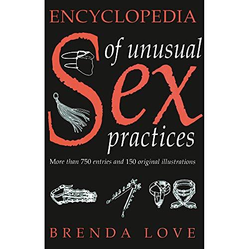 9780862882235: Encyclopedia of Unusual Sex Practices