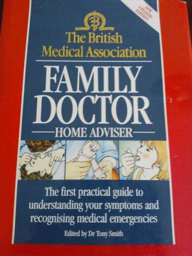 9780862882532: The British Medical Association Family Doctor Home Adviser