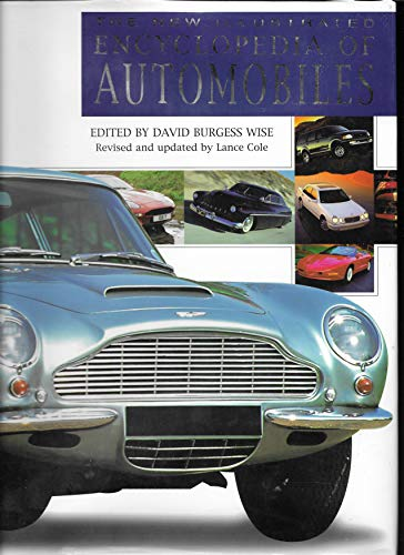 9780862882587: The New Illustrated Encyclopedia of Automobiles