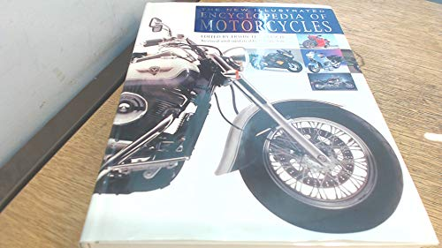 The New Illustrated Encyclopedia of Motorcycles (Hardback): Kevin Ash, Erwin Tragatsch
