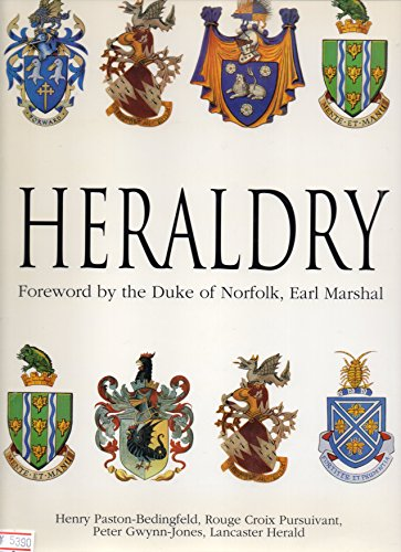 Heraldry: Henry Paston-Bedingfeld; Peter Gwynn-Jones