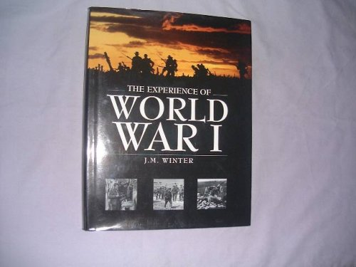 9780862883331: THE EXPERIENCE OF WORLD WAR I