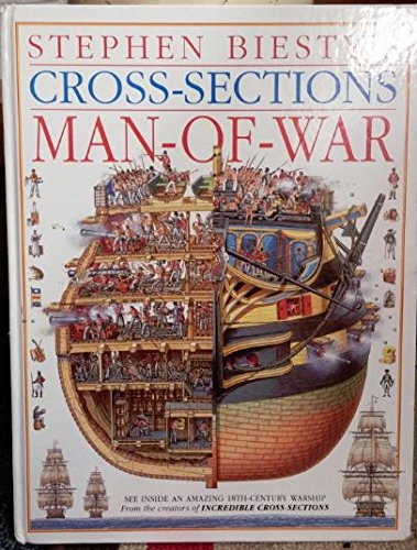 Cross sections. Man of War