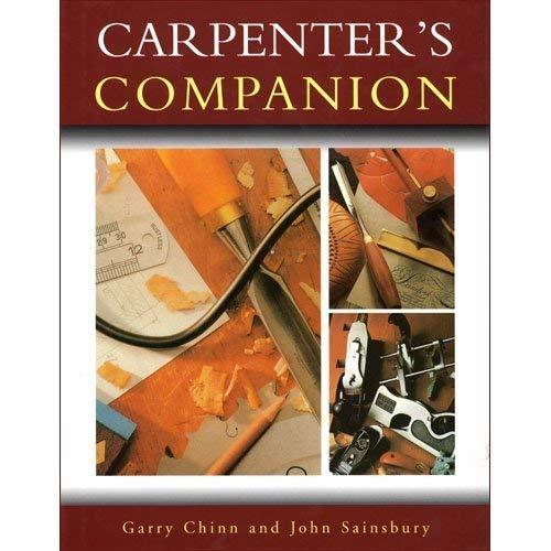 9780862883652: The Carpenter's Companion