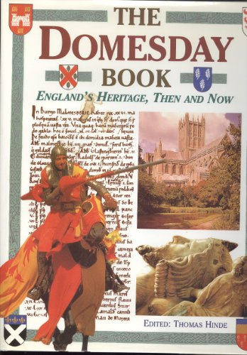 9780862884307: The Domesday Book - England's Heritage, Then And Now