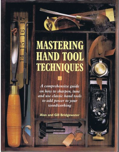 9780862884864: Mastering Hand Tool Techniques