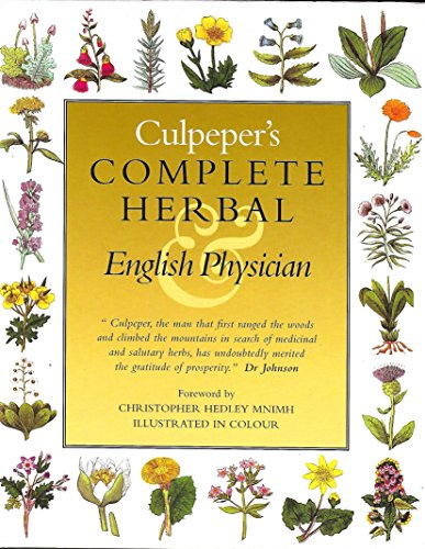 9780862885649: Complete Herbal & English Physician