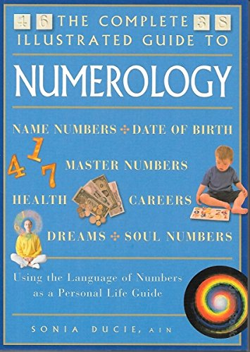 9780862885984: The Complete Illustrated Guide to Numerology