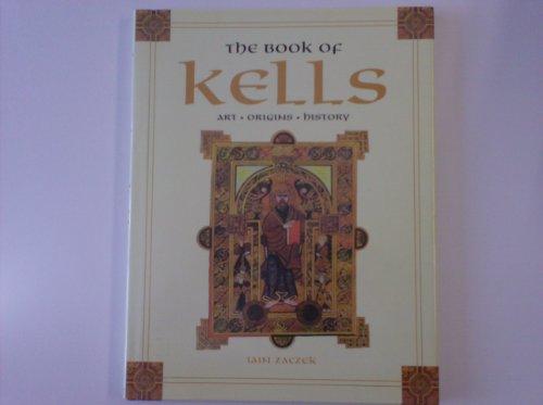 Book of Kells: Iain Zaczek