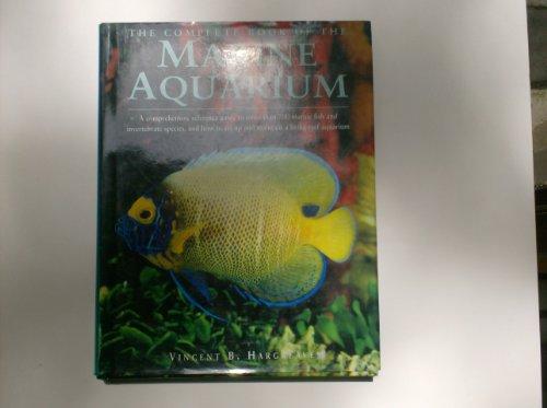 9780862886363: Complete Book of the Marine Aquarium