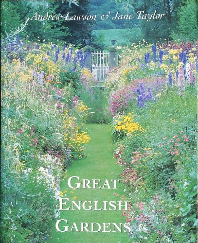 Great English Gardens: Lawson Andrew, Taylor Jane