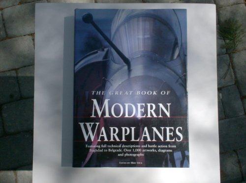 9780862886806: Great Book of Modern Warplanes