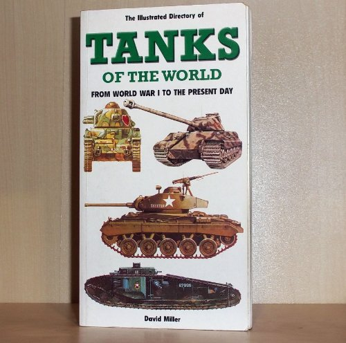 9780862886820: Illustrated Directory of Tanks of World