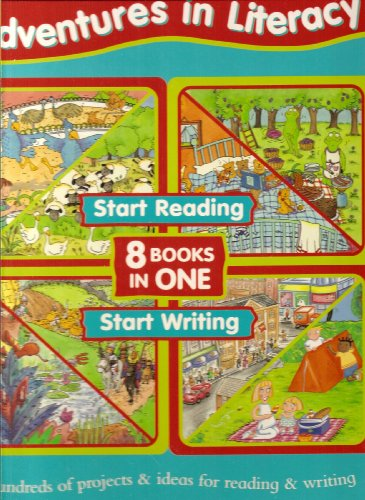 9780862887810: Adventures In Literacy : 8 Books In One : Start Reading , Start Writing :
