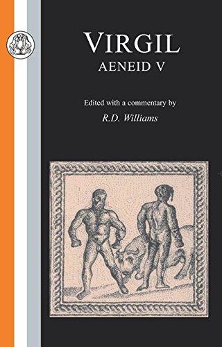 9780862920005: Virgil: Aeneid V: Bk. 5 (Latin Texts)