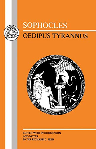 9780862920029: Sophocles: Oedipus Tyrannus (Greek Texts)