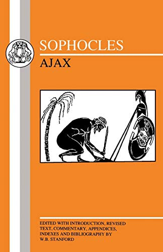 9780862920098: Sophocles: Ajax (BCP Greek Texts)