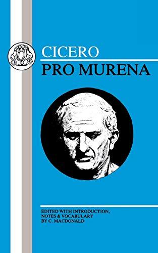 9780862920104: Cicero: Pro Murena (Latin Texts)
