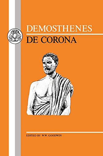 9780862920227: Demosthenes: De Corona (Greek Texts)