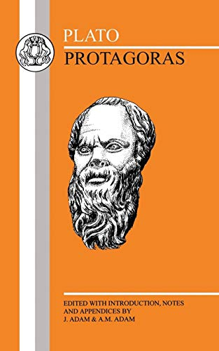 9780862920258: Protagoras (Greek Texts)