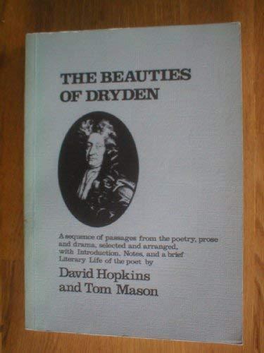 9780862920487: Beauties of Dryden