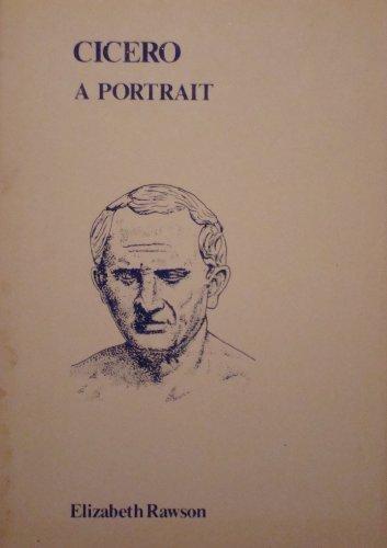 9780862921064: Cicero: A Portrait