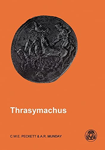 9780862921392: Thrasymachus (Greek Language)