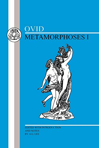 9780862921446: Ovid: Metamorphoses I (Bk.1) (English and Latin Edition)