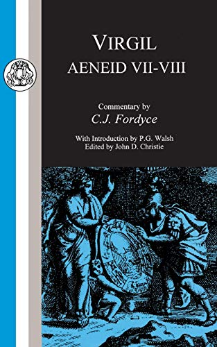 Virgil: Aeneid VII-VIII (Latin Texts) (Bks.7-8) (9780862921712) by Virgil