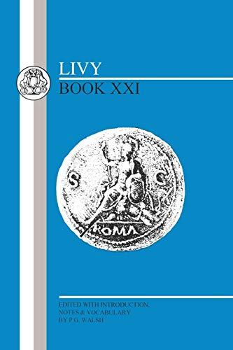 Livy: Ab urbe condita, Book 21: Livy