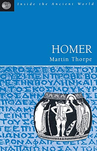 9780862922412: Homer (Inside the Ancient World)