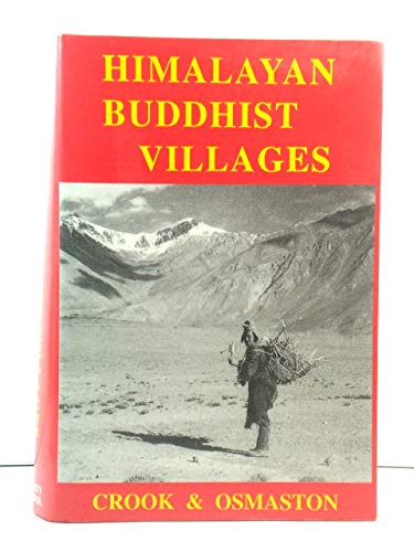 9780862923860: Himalayan Buddhist Villages: Environment, Resources, Society and Religious Life in Zangskar, Ladakh
