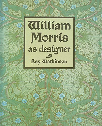 9780862940409: William Morris As Designer