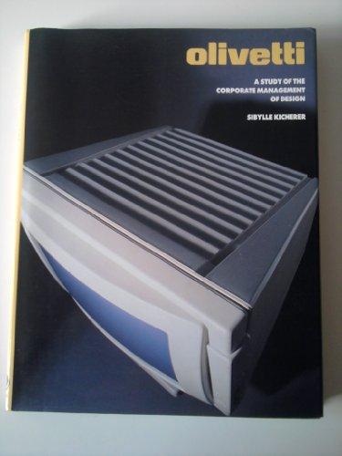9780862941154: Olivetti (Design Management)