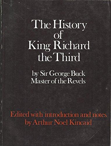 9780862990084: History of King Richard III