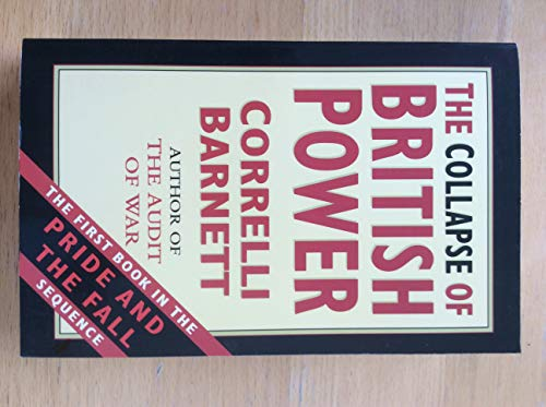 9780862990749: Collapse of British Power (History/20th Century History)